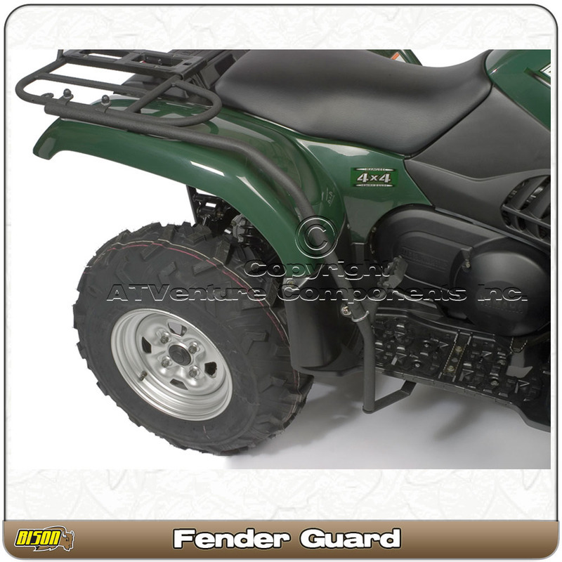 Shop Bison Bumpers ATV Bumpers and UTV Bumpers