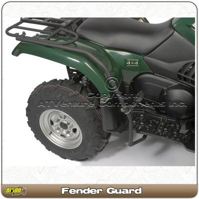 Honda Rancher TRX 420 /& Foreman TRX 500 Hunter Rear Bumper 2014-19