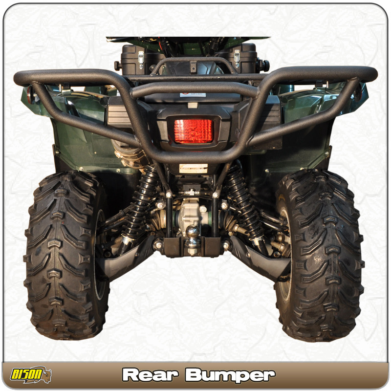 Yamaha Grizzly  Brush Guard
