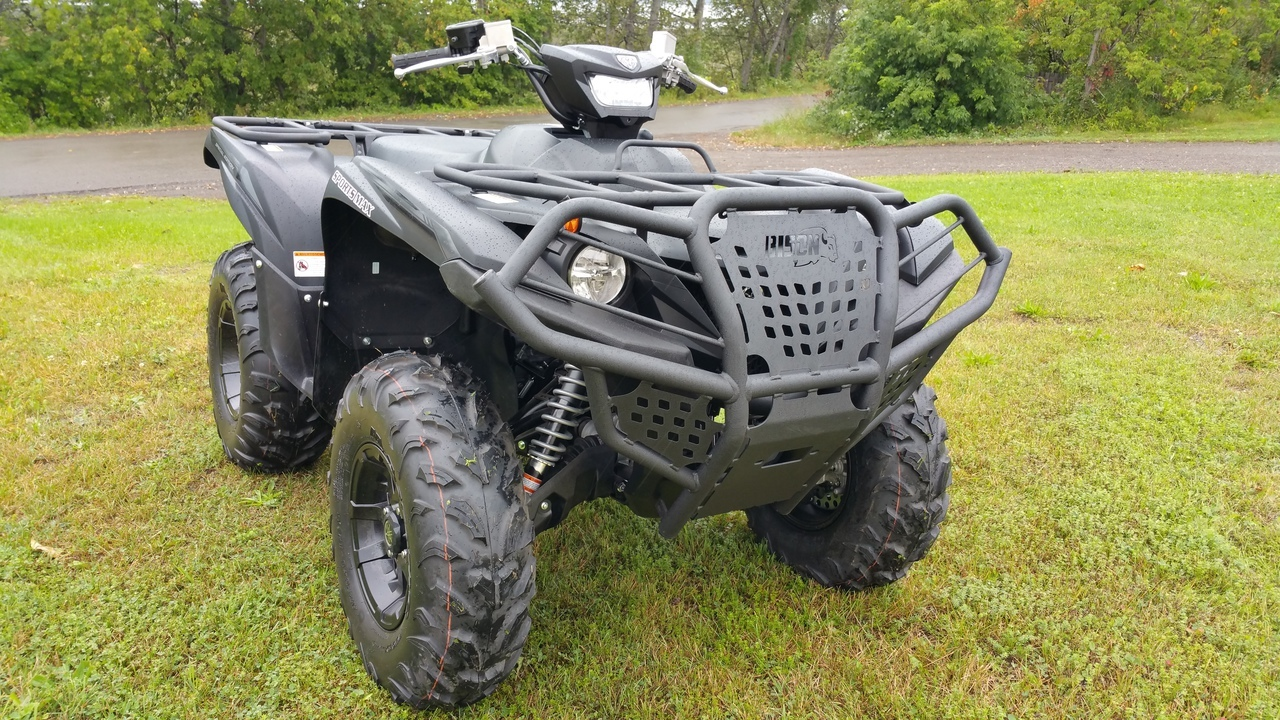 Yamaha Grizzly Kodiak 700